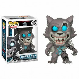 Funko POP TWISTED WOLF 16 Five Nights at Freddy´s