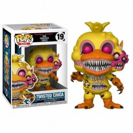 Funko POP TWISTED CHICA 19 Five Nights at Freddy´s