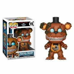 Funko POP TWISTED FREDDY 15 Five Nights at Freddy´s