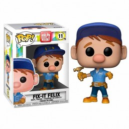 Funko POP FIX-IT FELIX 11 Ralph Rompe Internet Disney