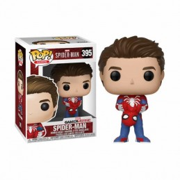 Funko POP SPIDERMAN Sin MÁSCARA 395 Spider-Man Marvel