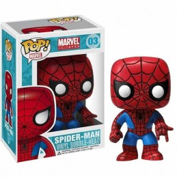 Funko POP SPIDERMAN 03 Spider-Man Marvel