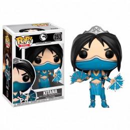 Funko POP KITANA 253 Mortal Kombat X