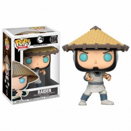 Funko POP RAIDEN 254 Mortal...