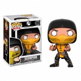Funko POP SCORPION 250 Mortal Kombat X