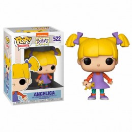 Funko POP ANGELICA 522 Rugrats NICKELODEON 90'S