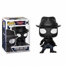Funko POP SPIDERMAN NOIR 406 Animated Spider-Man Marvel