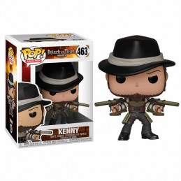Funko POP KENNY 463 Attack on Titan SEASON 3