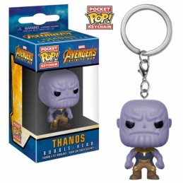 Llavero Pocket POP! Keychain THANOS Avengers Infinity War