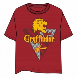 Camiseta GRYFFINDOR Harry Potter