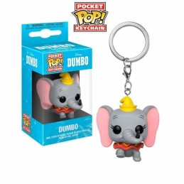 Llavero Pocket POP! Keychain DUMBO Disney