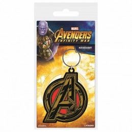 Llavero Caucho AVENGERS Infinity War Marvel