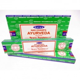 Incienso SATYA AYURVEDA (Medicina Tradicional) 15 g