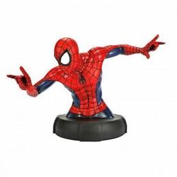 SPIDER-MAN Marvel Busto Colección Super Heroes Nº 2