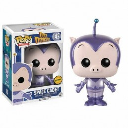 Funko POP SPACE CADET 142 Duck Dodgers CHASE