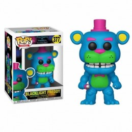 Funko POP BLACKLIGHT FREDDY 377 Five Nights at Freddy´s...