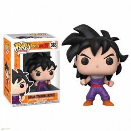 Funko POP GOHAN Training Outfit 383 Dragon Ball Z Series 4