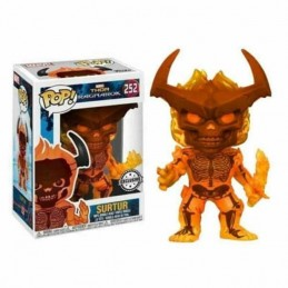 Funko POP SURTUR 252 Thor Ragnarok Marvel EXCLUSIVE