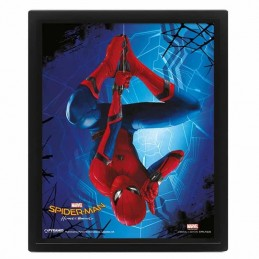 Cuadro Poster 3D SPIDER-MAN HOMECOMING