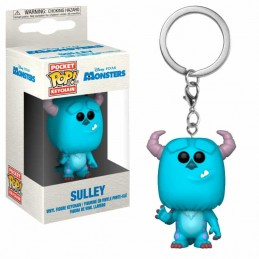 Llavero Pocket POP! Keychain SULLEY Monstruos, S.A....