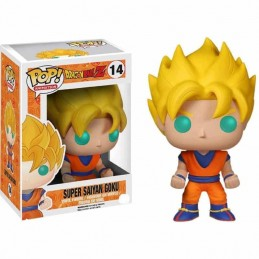 Funko POP! SUPER SAIYAN GOKU 14 Dragon Ball Z