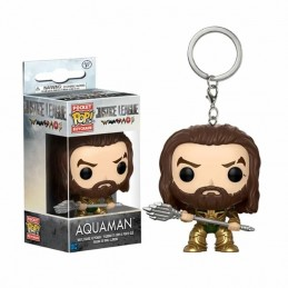 Llavero Pocket POP! Keychain AQUAMAN Justice League