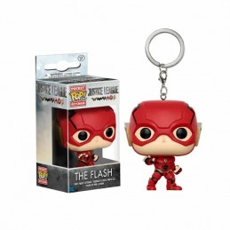 Llavero Pocket POP! Keychain THE FLASH Justice League