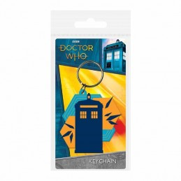 Llavero Caucho DOCTOR WHO Tardis Shapes