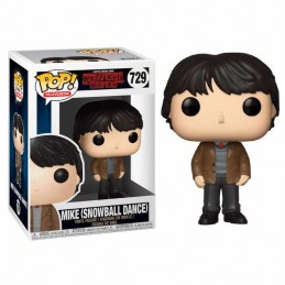 Funko POP MIKE SNOWBALL DANCE 729 Stranger Things