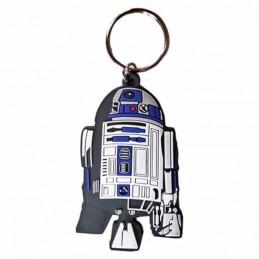 Llavero Caucho R2-D2 Star Wars