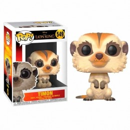 Funko POP TIMON 549 El Rey León Disney