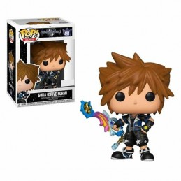 Funko POP SORA DRIVE FORM...