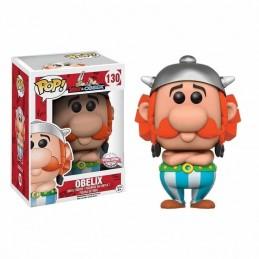 Funko POP OBELIX 130 Asterix & Obelix SPECIAL EDITION