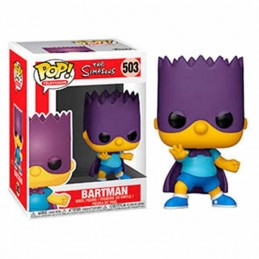 Funko POP BARTMAN 503 Los Simpsons