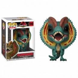 Funko POP DILOPHOSAURUS 550 Jurassic Park