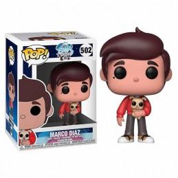 Funko POP MARCO DIAZ 502 Star Contra las Fuerzas del...