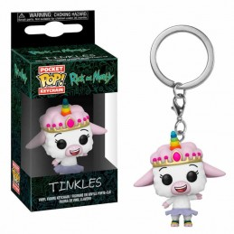 Llavero Pocket POP! Keychain TINKLES Rick & Morty