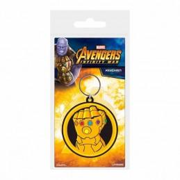 Llavero Caucho GUANTELETE Avengers Infinity War Marvel