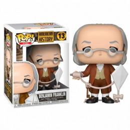 Funko POP BENJAMIN FRANKLIN...
