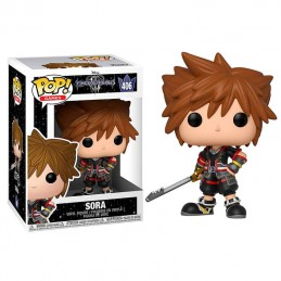 Figura FUNKO POP 406 SORA Kingdom Hearts 3