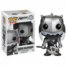 Funko POP GARRUK WILDSPEAKER 02 Magic The Gathering