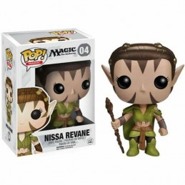 Funko POP NISSA REVANE 04 Magic The Gathering