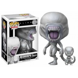 Funko POP NEOMORFO con CRIA 431 Alien Covenant