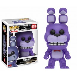 Funko POP BONNIE 107 Five Nights at Freddy´s