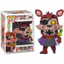 Funko POP ROCKSTAR FOXY 363 Five Nights at Freddy´s