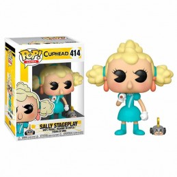 Figura FUNKO POP 414 SALLY STAGEPLAY Cuphead