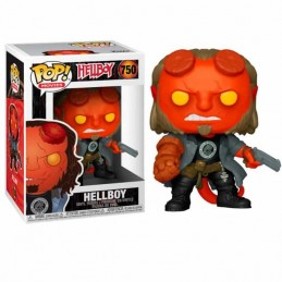 Funko POP HELLBOY WITH BPRD TEE 750 Movies