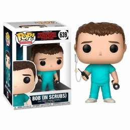 Funko POP BOB IN SCRUBS 639 Stranger Things