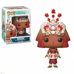 Figura FUNKO POP 417 MOANA Disney Vaiana Ceremony