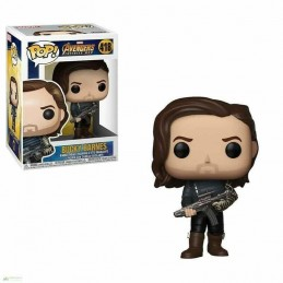 Funko POP BUCKY BARNES WEAPON 418 Marvel Avengers...